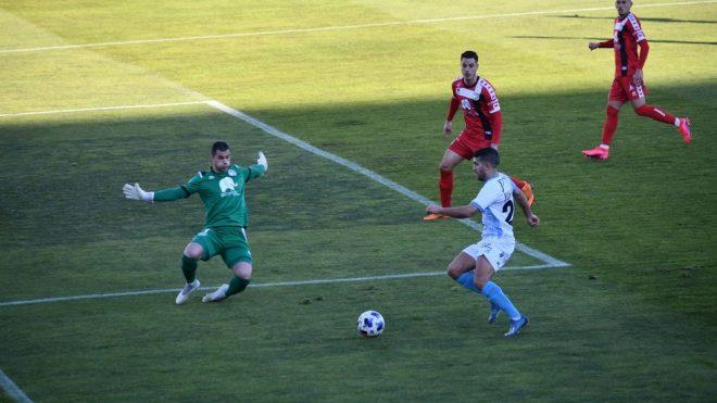 JORNADA 10 | Unionistas de Salamanca sigue con su portería intacta y suma un punto ante la SD Compostela