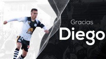 PLANTILLA | Diego González deja de pertenecer a la disciplina de Unionistas de Salamanca