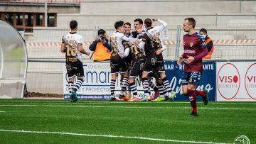 JORNADA 11 | Unionistas de Salamanca sigue imparable tras vencer al Pontevedra CF