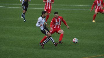 JORNADA 15 | Unionistas de Salamanca cede en los instantes finales ante el Zamora CF