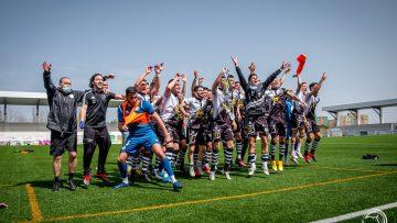 JORNADA 18 | Unionistas de Salamanca da un nuevo salto y logra el ascenso a la 1ª RFEF