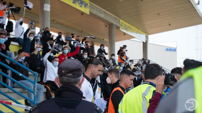 ENTRADAS | Resultado del sorteo de las 108 localidades para el encuentro ante el Real Valladolid B