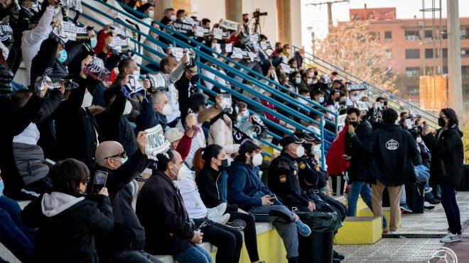 108 socios de Unionistas podrán acudir al partido del domingo ante el Burgos CF