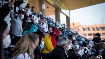 AFICIÓN | 108 socios podrán acudir al partido del sábado ante el Real Valladolid B