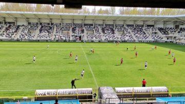 JORNADA 20 | Unionistas de Salamanca deja buena imagen pero cede ante el Burgos CF