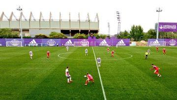 JORNADA 24 | Unionistas de Salamanca despierta del sueño al perder ante el Real Valladolid Promesas
