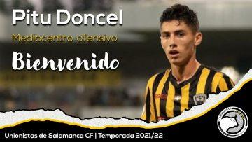 FICHAJE   Pitu Doncel, segundo refuerzo unionista de la temporada 2021-22