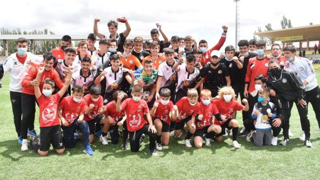 CANTERA | Unionistas de Salamanca lanza su filial de cara a la temporada 2021-22