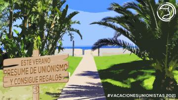 Regresa el concurso 'Vacaciones Unionistas'