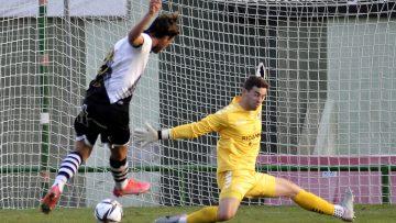 PRETEMPORADA   Unionista se alza con el Trofeo Ciudad de Segovia (1-2)