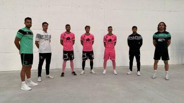MERCHANDISING | Unionistas de Salamanca presenta la ropa oficial de la temporada 2021-22
