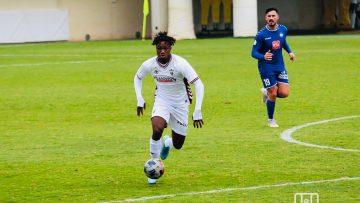 PLANTILLA | Abdul Awudu se incorpora a la dinámica del primer equipo