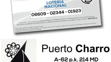 TIENDA   Ya está disponible la lotería de Navidad